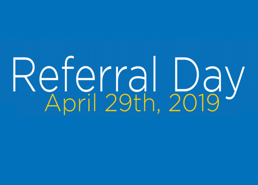 referral day