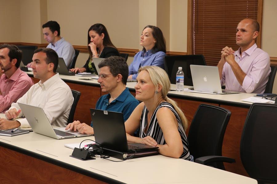 Mini-MBA Class